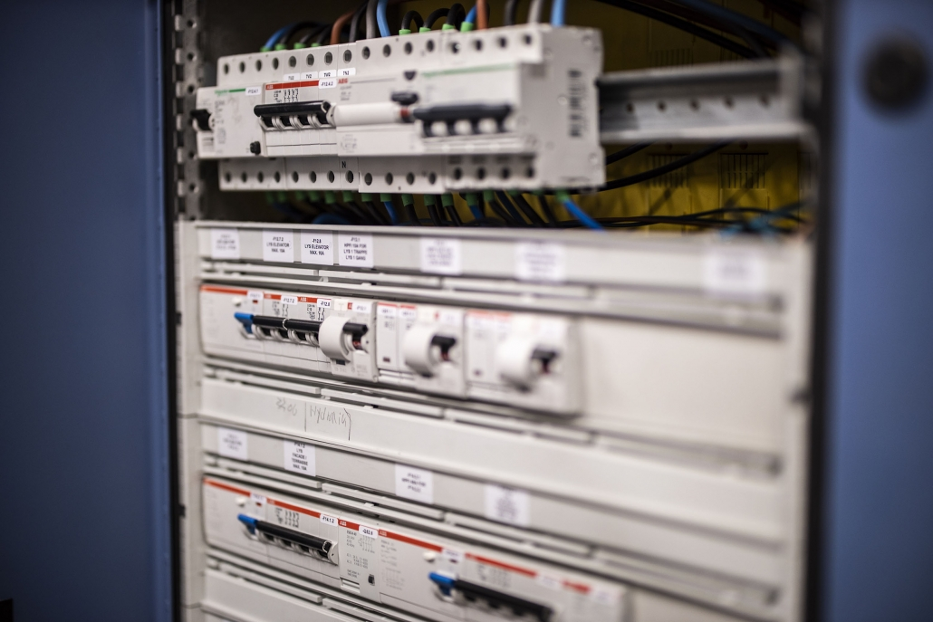 datainstallation hos tech partner